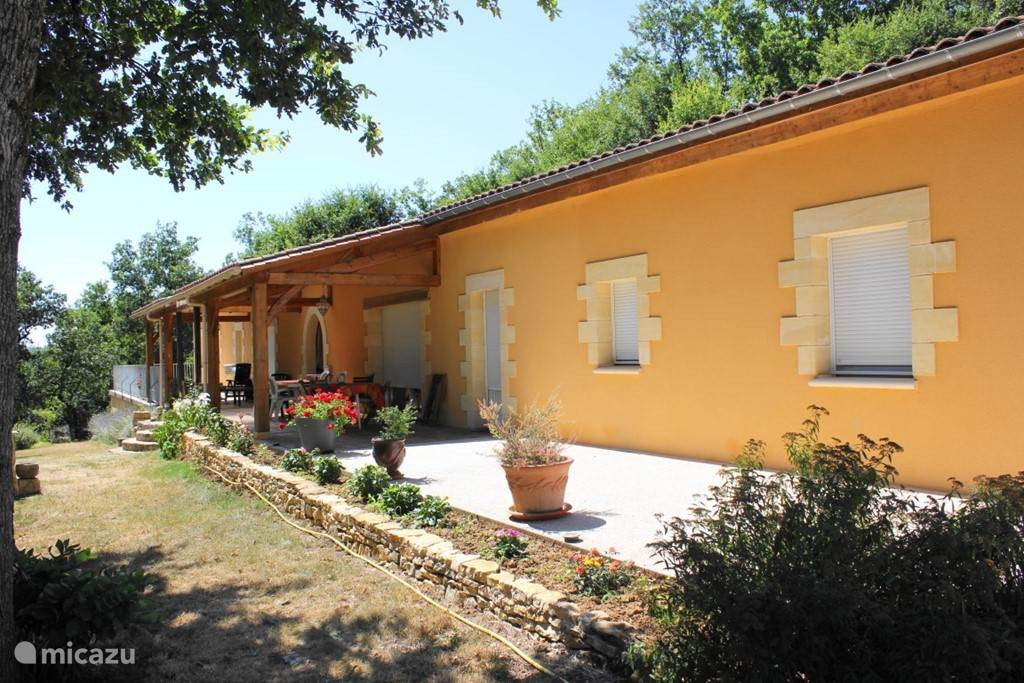 Vacation rental France, Dordogne, Grezes villa Bastianne