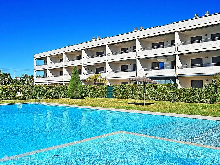 Vakantiehuis Spanje, Costa Blanca, Javea - appartement Appartement Isleta Marina