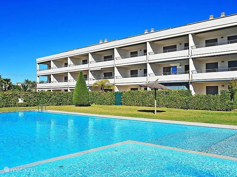 Vakantiehuis Spanje, Costa Blanca, Javea Appartement Appartement Isleta Marina