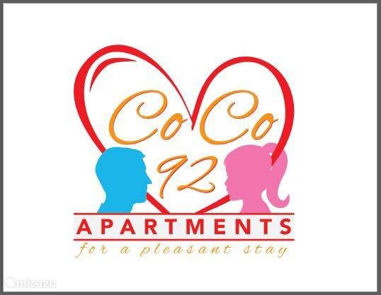 Logo Coco92Apartments