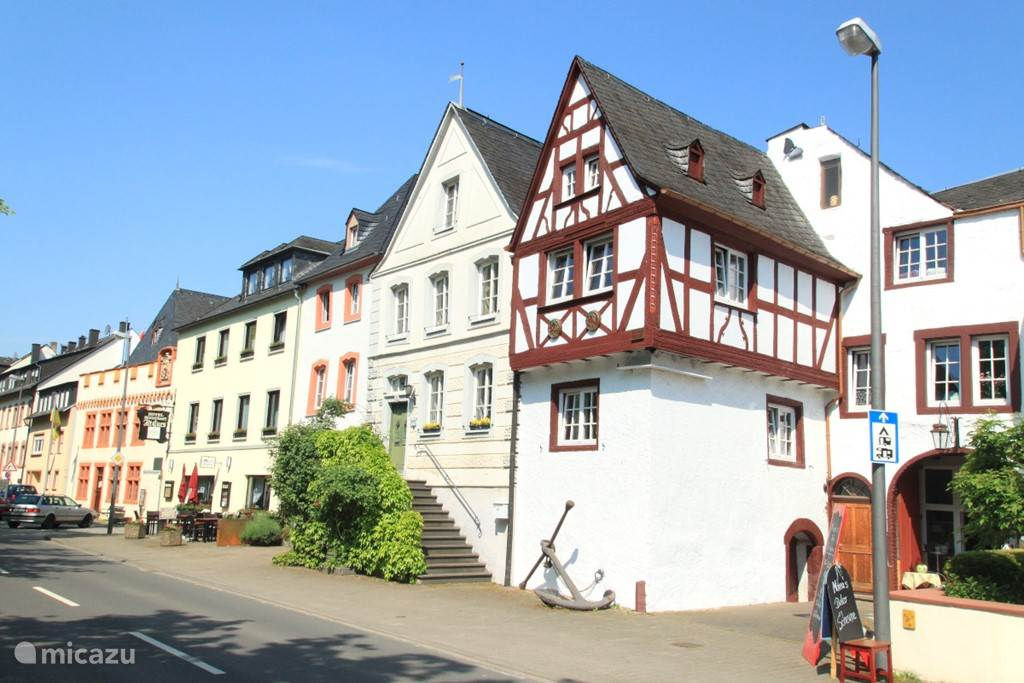 Vacation rental Germany, Moselle, Bernkastel-Kues villa Holiday House Bernkastel-Kues.