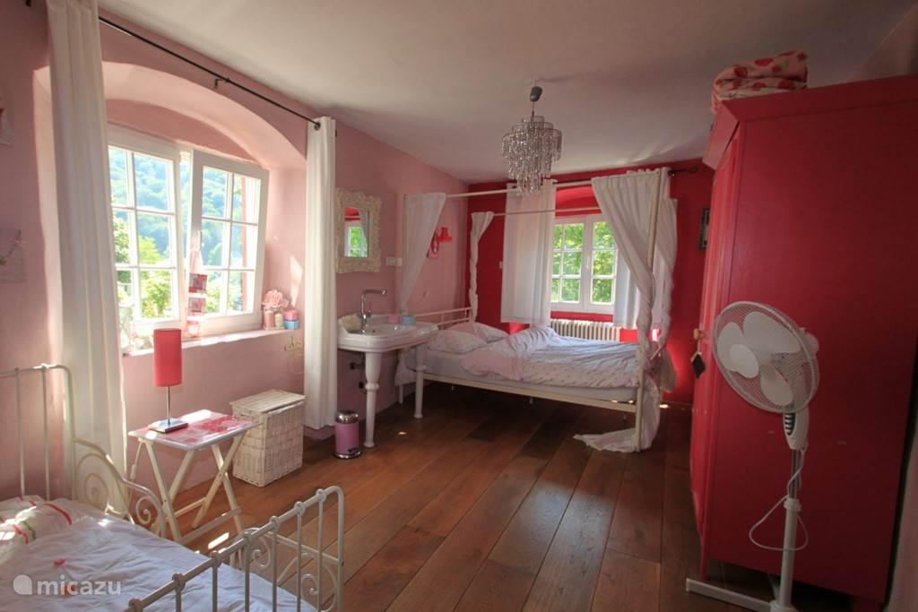 Romantische slaapkamers met Thema