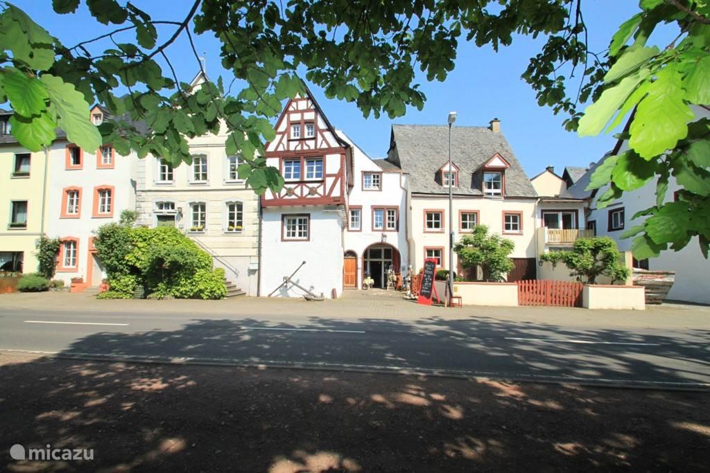 Vakantiehuis Duitsland, Moezel, Bernkastel-Kues Villa Vakantiehuis Bernkastel.