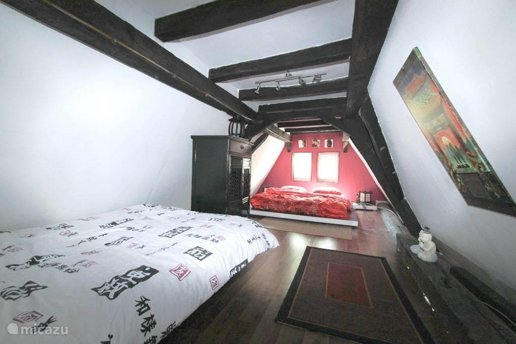 Slaapkamer tweede etage