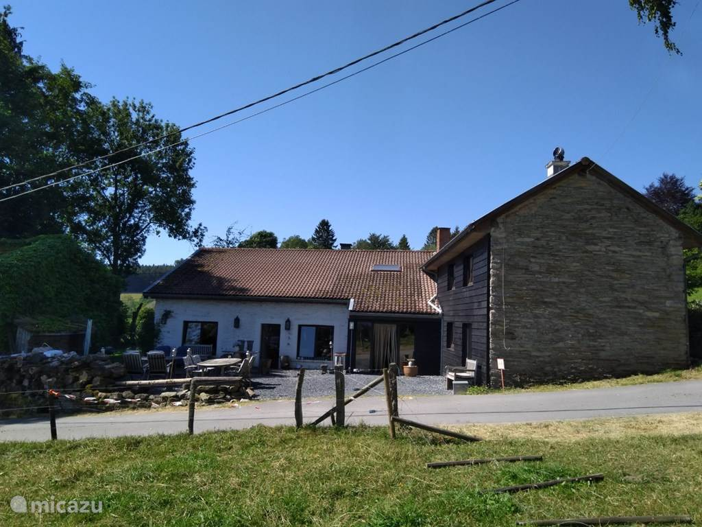 Vakantiehuis België, Ardennen, Lierneux Vakantiehuis Bonne Baneux