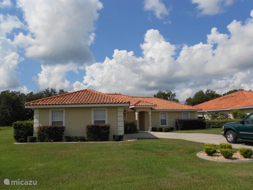 Vakantiehuis Verenigde Staten, Florida, Inverness villa Villa in Inverness Florida