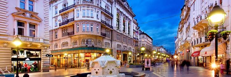 centrum belgrado