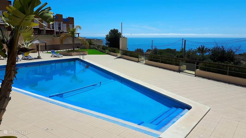 Vakantiehuis Spanje, Costa Blanca, Calpe - vakantiehuis Casa Les Bassetes de Bosque