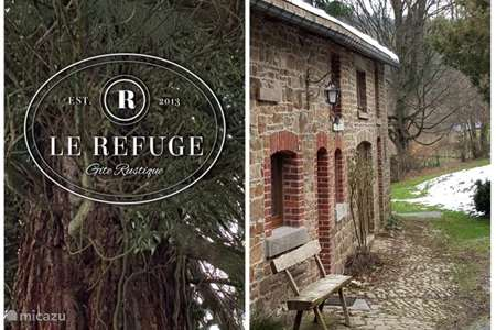 Vacation rental Belgium, Ardennes, Manhay holiday house Holiday home Le Refuge