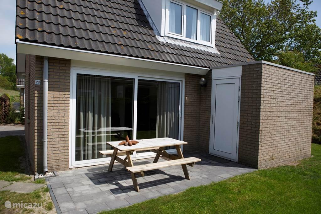 Vakantiehuis Nederland, Zuid-Holland, Ouddorp - vakantiehuis  Deltageul 28