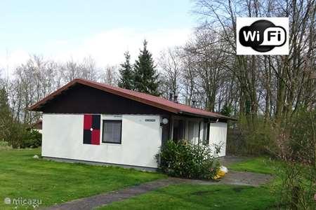 Vakantiehuis Nederland, Drenthe, Exloo – bungalow Huisje Woeste Wolden