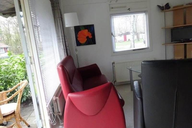 Vakantiehuis Nederland, Drenthe, Exloo Bungalow Huisje Woeste Wolden