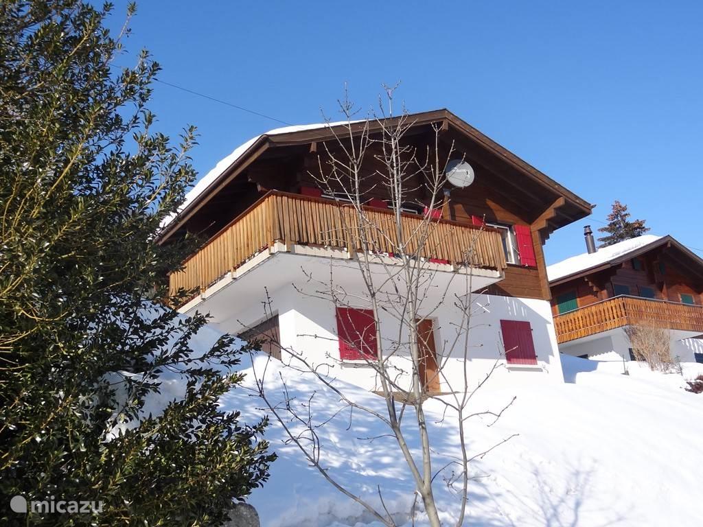 Ferienwohnung Schweiz – chalet Rivendell