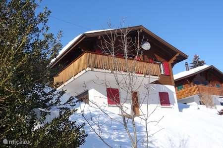 Vakantiehuis Zwitserland – chalet Chalet Rivendell