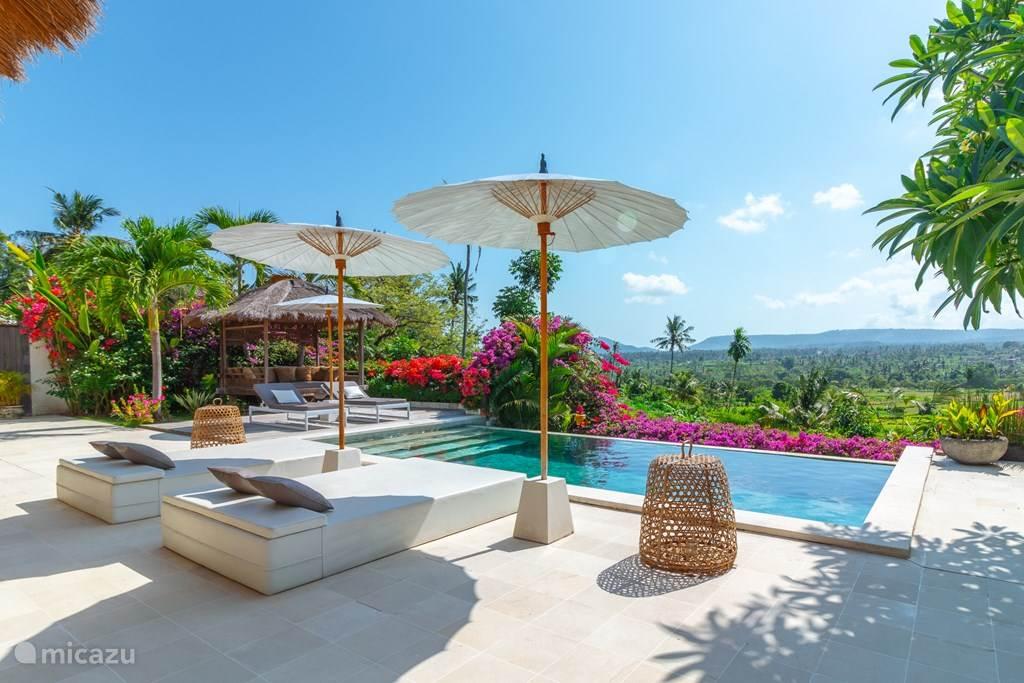 Vacation rental Indonesia, Bali, Tumbu villa Villa Diam