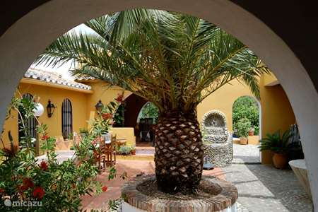 Vacation rental Spain, Costa del Sol, Comares finca Villa La Loma, Comares