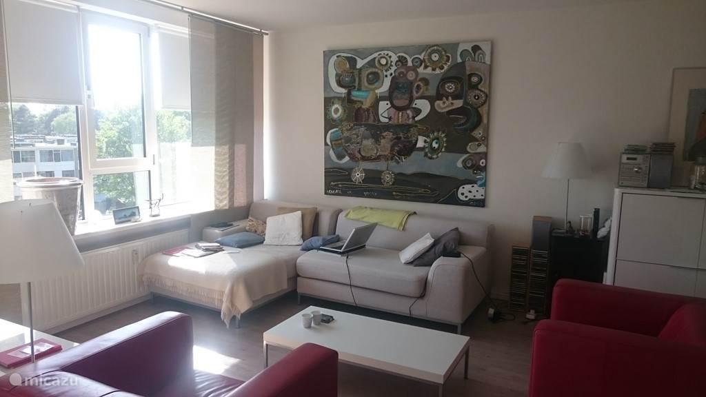 Vakantiehuis Nederland, Noord-Holland, Alkmaar - appartement Reigershorn