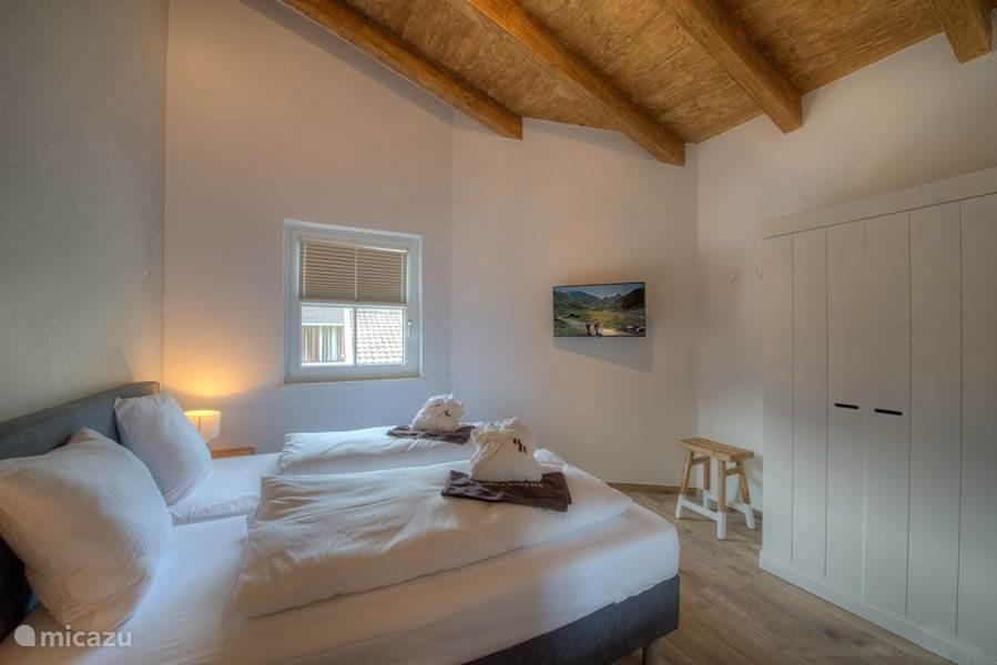 Slapen is een genot in de luxueuze en sfeervolle slaapkamers!