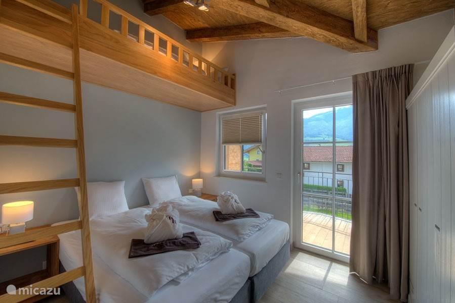 Een goede nachtrust is van belang om weer fris de bergen in te gaan! En deze slaapkamers zijn daar perfect voor!