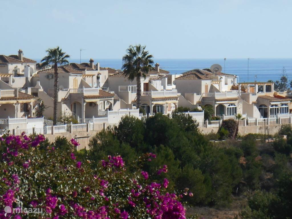 Vakantiehuis Spanje, Costa Blanca, La Zenia - geschakelde woning Casa Baranca