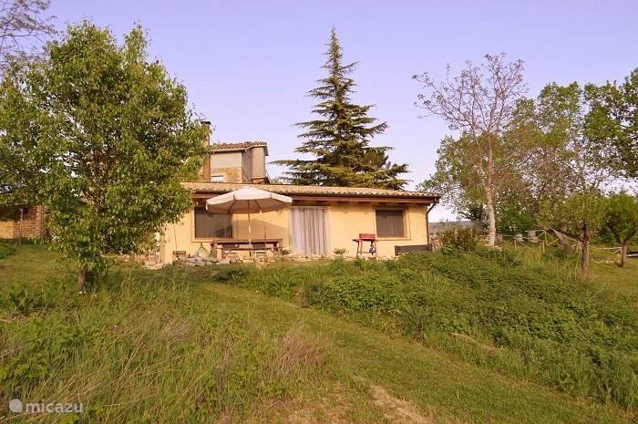 Aangezicht locatie Casa Vista