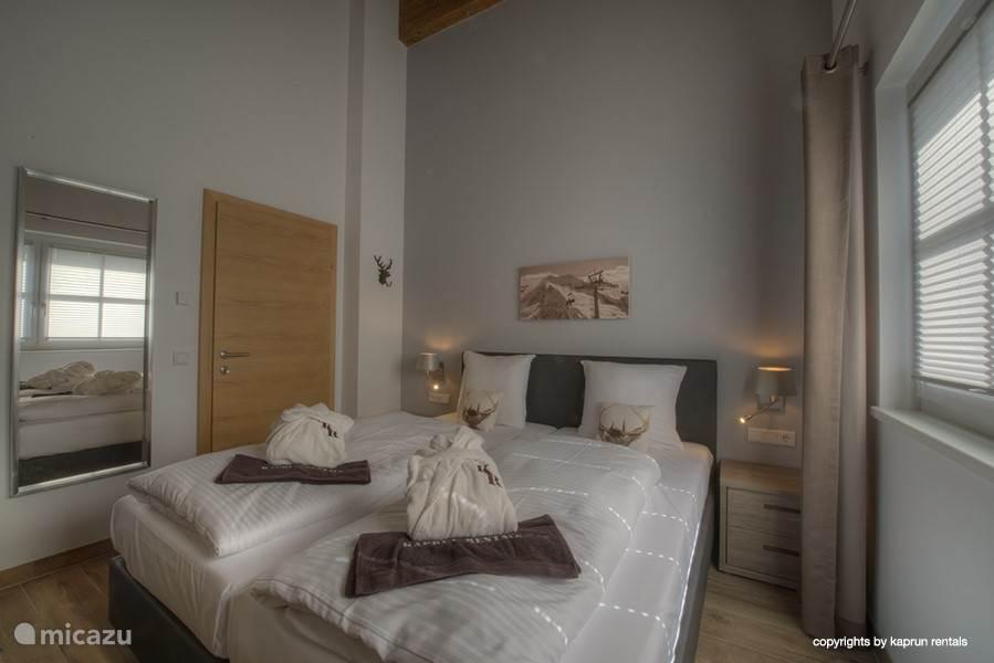 Luxe, rust, ruimte. Dat is wat Tauern Suites Top 7 u biedt.