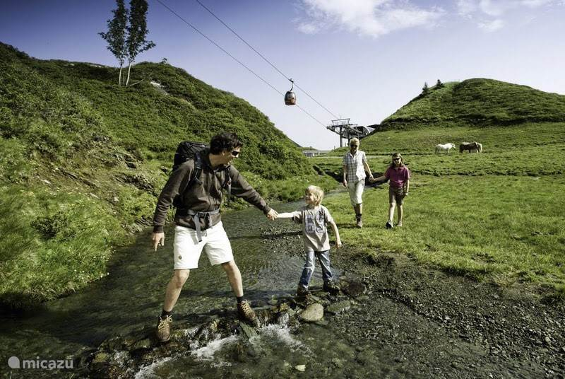 4 Seizoenen in Kaprun / Zell am See: Hiking