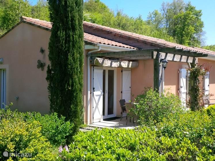 Vacation rental France, Gers, Masseube Bungalow Villa D'Artagnan