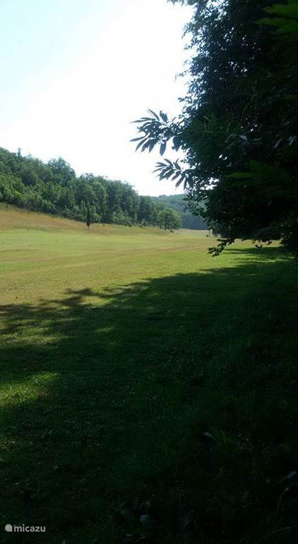 Golf course Golf de Gascogne