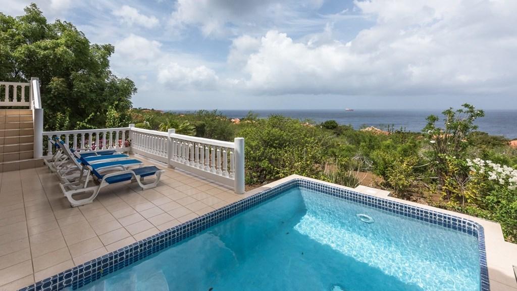 Curacao - Boek Villa Una voor de zomervakantie van 2018 met 15% korting!