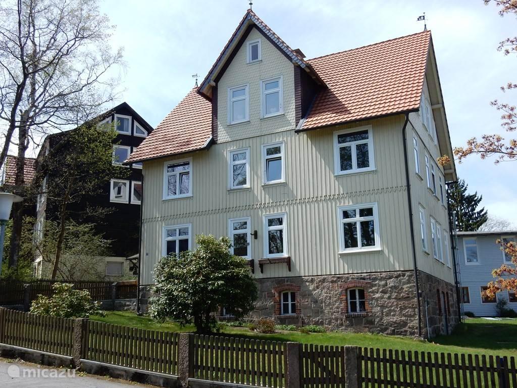 Vakantiehuis Duitsland, Harz, Braunlage Appartement Drei Harzer Berge/ Brocken