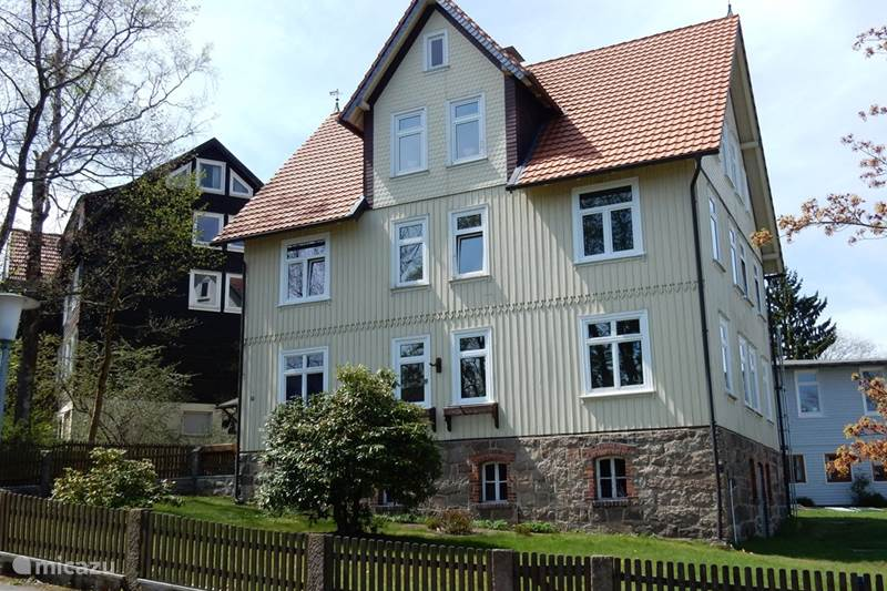 Vacation rental Germany, Harz, Braunlage Apartment Drei Harzer Berge