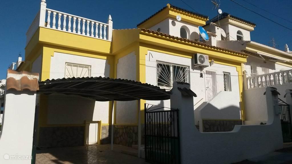 Vakantiehuis Spanje, Costa Blanca, Rojales - vakantiehuis Quad Villa - Blue Top - Quesada