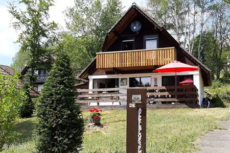 Vacation rental Germany, Sauerland, Frankenau - holiday house De Appelbloesem