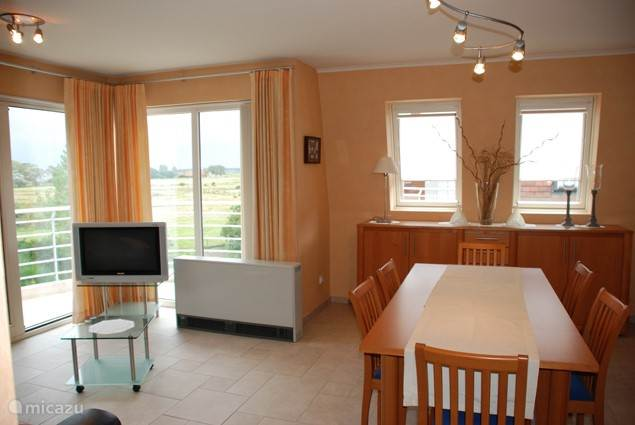 Vacation rental Belgium, Belgian Coast, Bredene Apartment Zeedroom