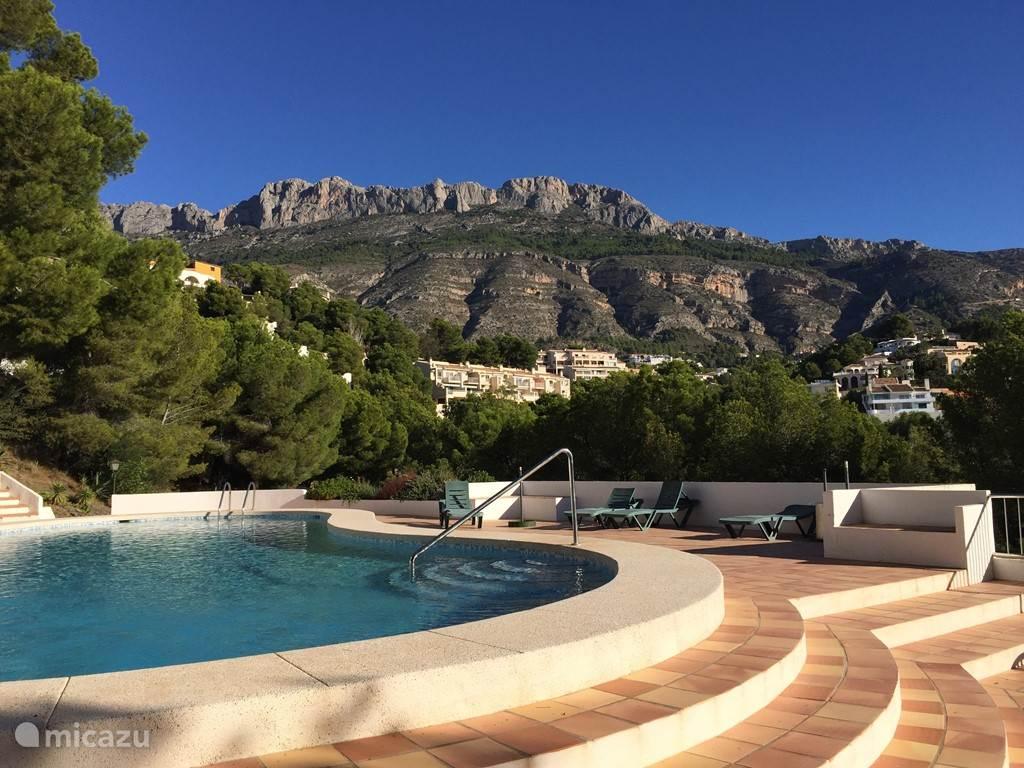Vakantiehuis Spanje, Costa Blanca, Altea la Vieja Appartement Don Cayo