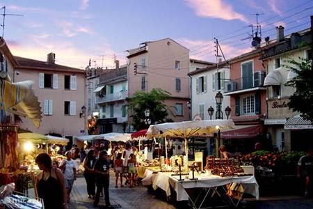 Sainte-Maxime markt