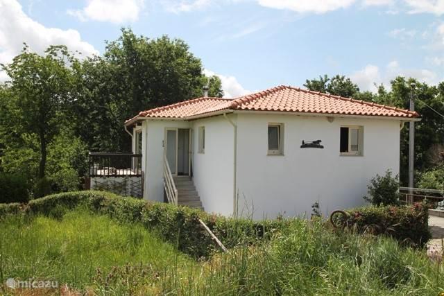 Gezellig vakantiehuis tot 6 personen aan de rand van het dorp