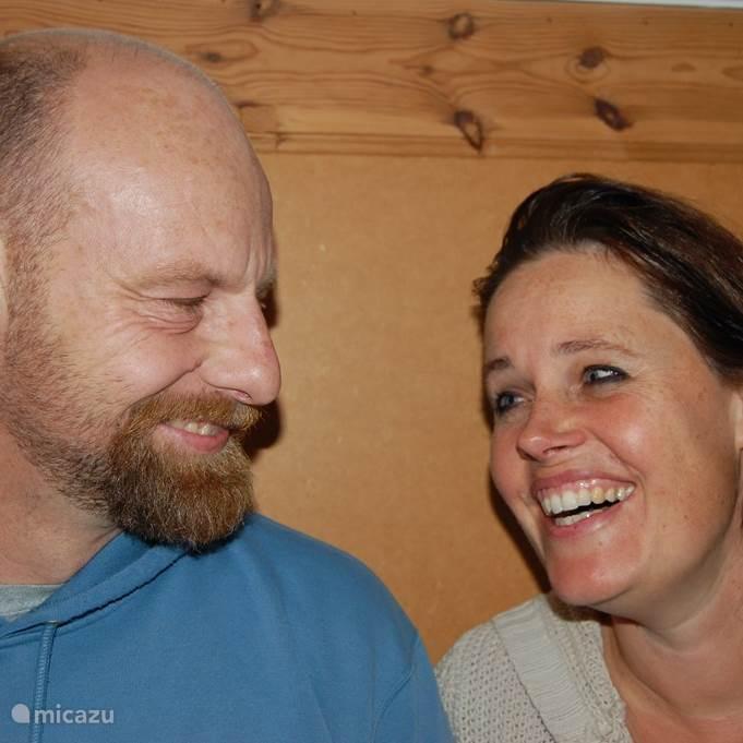 Edo en Nanda van der Maas