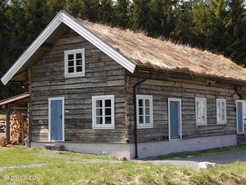 Vakantiehuis Zweden, Västergötland, Torestorp blokhut / lodge Eskebo