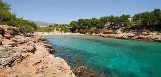 L'Ametlla de Mar stranden