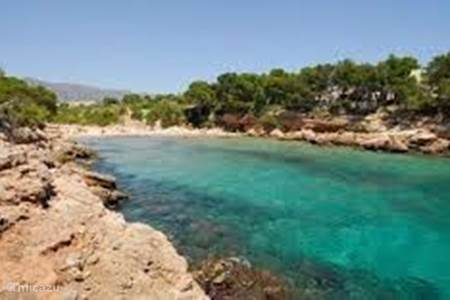 Sant Jordi d'Alfama – L'Ametlla de Mar - Tarragona - Costa Dorada – Catalonie – Spanje