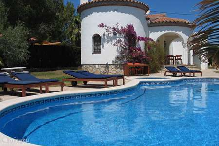 Vakantiehuis Spanje – villa Villa Tsjany