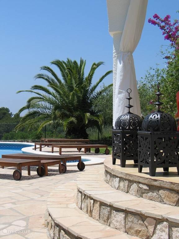 Vakantiehuis Spanje, Costa Dorada, L'Ametlla de Mar Villa Villa TSJANY