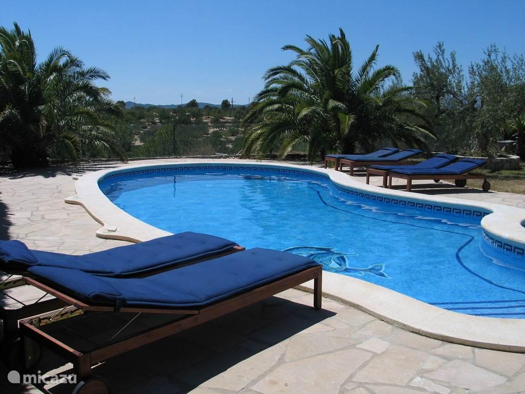 High Quality Ferienwohnung Spanien, Costa Dorada, Lu0027Ametlla De Mar Villa Ferienhaus Mit  Privat Schwimmbad Und ...