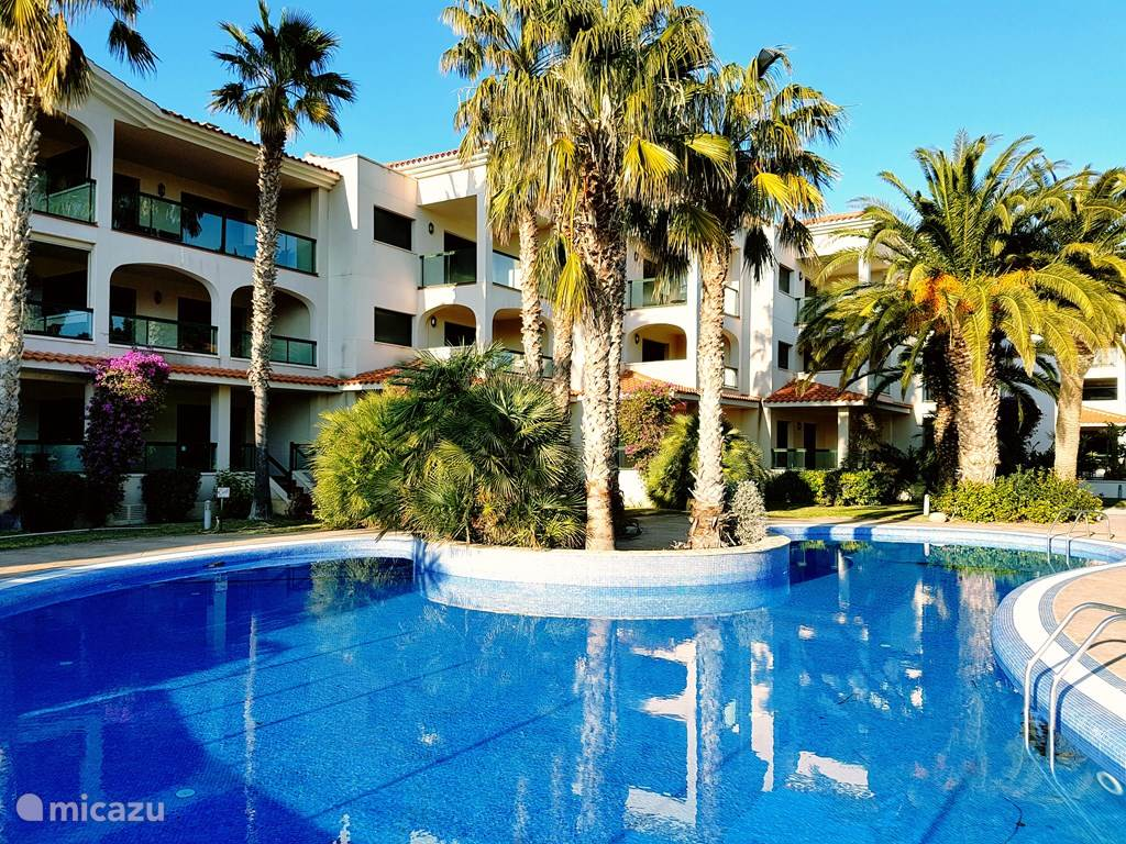 Vakantiehuis Spanje, Costa Dorada, L'Hospitalet de l'Infant Appartement Costa Linda The Lodsh apartment