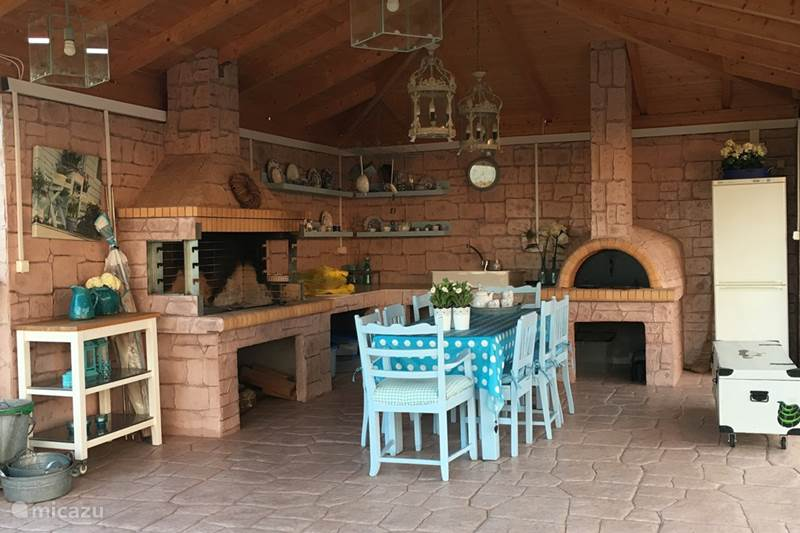 Vakantiehuis Griekenland, Peloponnesos, Nafplio Vakantiehuis 'OnsGrieksHuis'