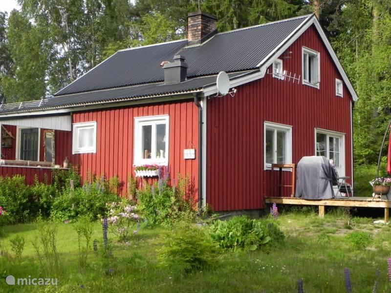 Vakantiehuis Zweden, Dalarna, Nas vakantiehuis Lindesnäs