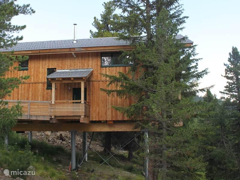 Vakantiehuis Oostenrijk, Karinthië, Turracher Höhe Chalet Huis 46