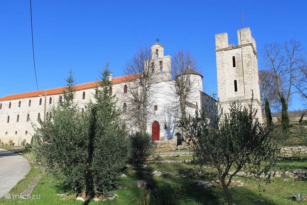 Monastir Krupa